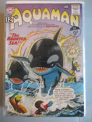 Aquaman Vol. 1 (1962-1978) #5 VG/FN