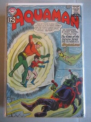 Aquaman Vol. 1 (1962-1978) #4 FN