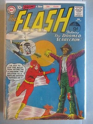 Flash Vol. 1 (1959-1985) #118 VG+