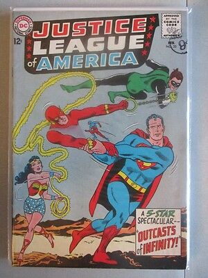 Justice League of America Vol. 1 (1960-1987) #25 VF-