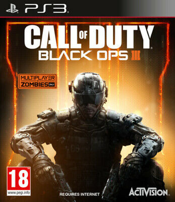 Call of Duty: Black Ops III (PS3) VideoGames