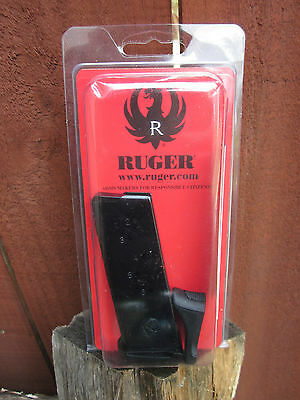 RUGER LC9 EXT MAG-7 Factory 9mm 7 Round Magazine 90363 NEW*