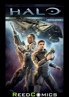 HALO ESCALATION VOLUME 1 GRAPHIC NOVEL New Paperback Collects Issues #1-6