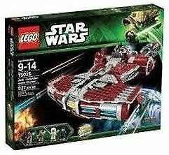 Retired New Lego Star Wars 75025 Jedi Defender-Class Cruiser  Priority Shipping