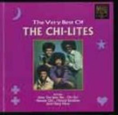 Chi Lites Very Best of CD Value Guaranteed from eBay's biggest seller!