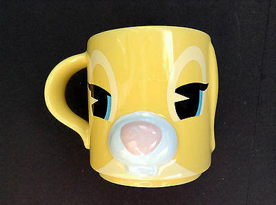 DISNEY STORE Mug 3D Bas Relief MISS BUNNY Cup NEW