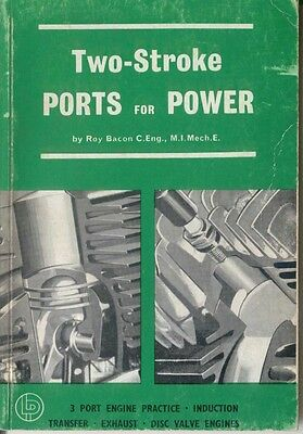 Two Stroke Ports for Power by Roy Bacon Lodgemark Press