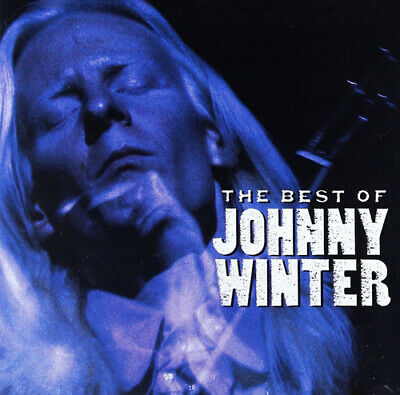 Johnny Winter : The Best Of Johnny Winter CD (2002) Expertly Refurbished Product