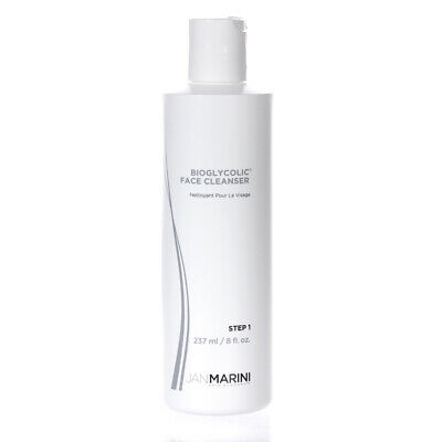 Jan Marini BIOGLYCOLIC Face Facial Cleanser w/ Pump 8oz/237ml SAME DAY SHIPPING