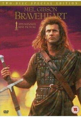 Braveheart DVD (2002) Mel Gibson cert 15 Highly Rated eBay Seller, Great Prices