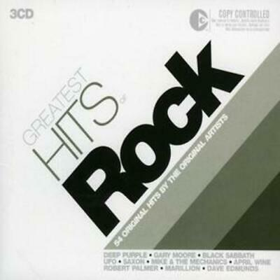 Various Artists : Greatest Hits of Rock CD (2004)