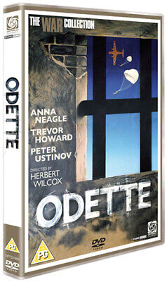 Odette DVD (2009) Anna Neagle, Wilcox (DIR) cert PG Expertly Refurbished Product