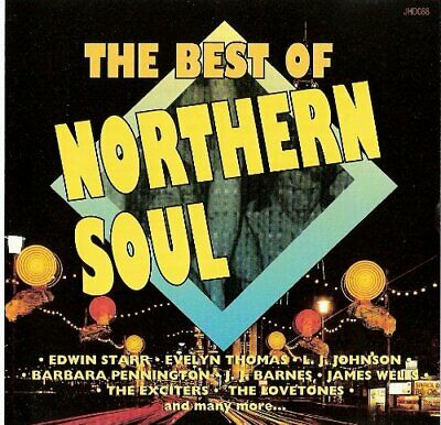 Various : The Best of Northern Soul CD