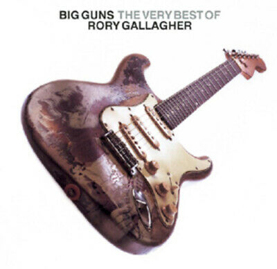 Rory Gallagher : Big Guns: The Very Best of Rory Gallagher CD (2009)
