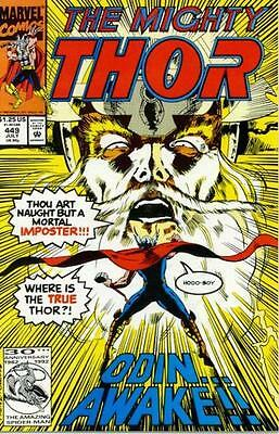 Mighty Thor Vol. 1 (1966-2011) #449