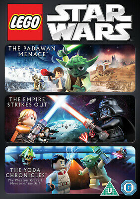 LEGO Star Wars: Collection DVD (2014) David Scott