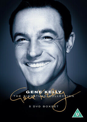 Gene Kelly: The Signature Collection DVD (2009) Gene Kelly