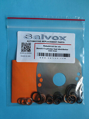 Porsche 924 Bosch Fuel injection meetering Distributor rebuild kit 0438100065