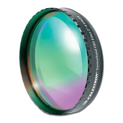 Celestron 93624 Narrowband Oxygen III 2 Telescope Filter