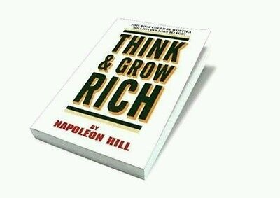 """Think and Grow Rich Free """"FAST"""" Delivery from USA Seller."""