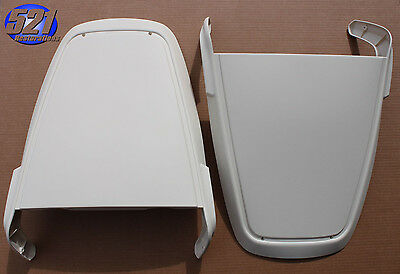 Mopar 71-74 Bucket Seat Back Covers White Charger RoadRunner Cuda 71-72 Dart