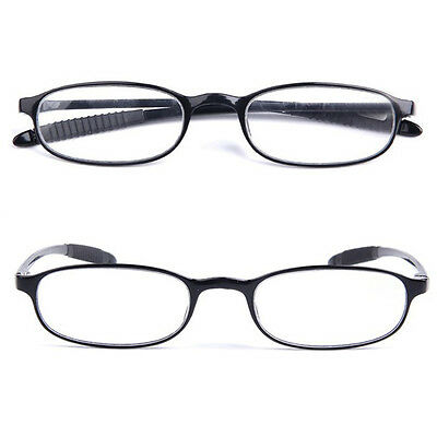 New Men's Women Fashion Retro Frame Reading Glasses 1.0 To 4.0 Reader Eyeglasses