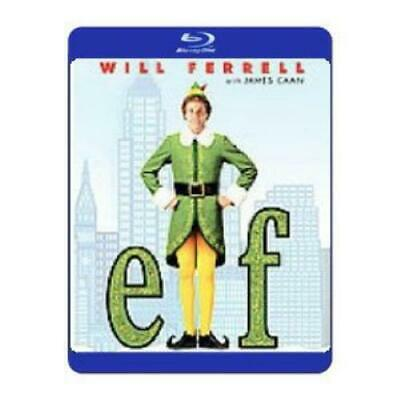 Elf Blu-Ray (2008) Will Ferrell, Favreau (DIR) cert PG ***NEW*** Amazing Value