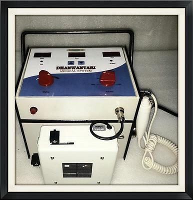 Portable X-Ray machine (Line Frequency) human and X-ray veterinary Diagnoste-30