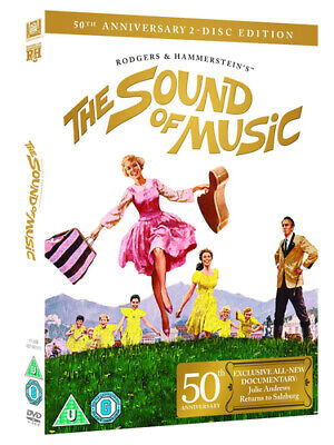 The Sound of Music DVD (2015) Julie Andrews