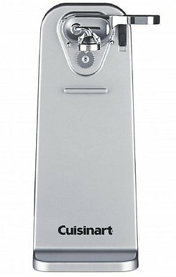 Cuisinart CCO-55 Deluxe Can Opener, Chrome Imported Power cut blade BRAND NEW