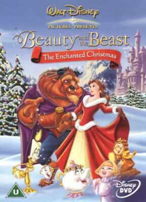 Beauty and the Beast: The Enchanted Christmas DVD (2003) Andy Knight cert U