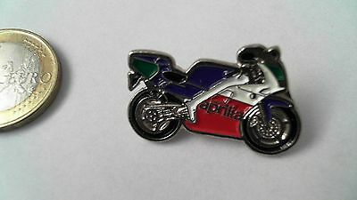 Aprilia Racing Bike Motorrad Pin BAdge