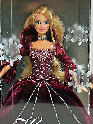 Happy Holiday Barbie 2004, Special 2004 Edition Mint NO BOX - 18571