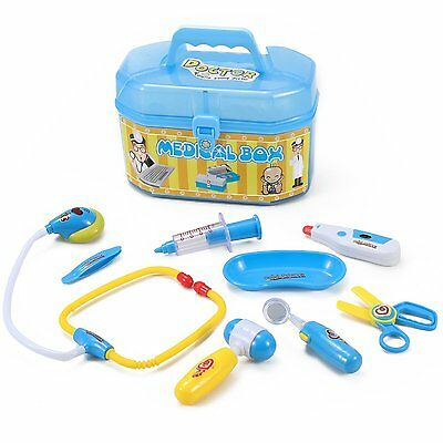 Family Doctor Medical Box Kit Playset forKids-Pretend Playby Liberty Imports XTS