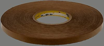 3M™ Adhesive Transfer Tape 950 Clear, 0.5 in x 180 yd 5 mil (3M ID 70006255775)