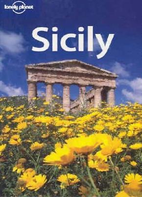Sicily (Lonely Planet Regional Guides) By Paula Hardy
