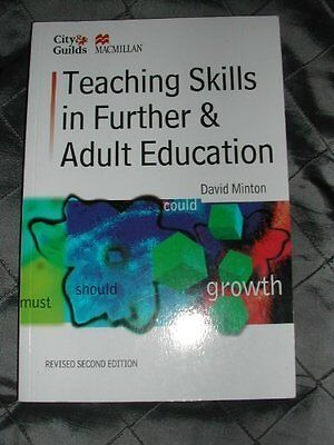 Teaching Skills in Further and Adult Education (City & Guilds/Macmillan Publish