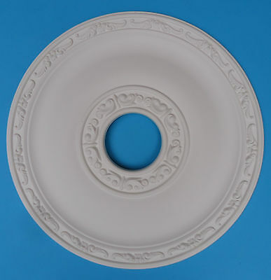Ceiling Rose Lightweight Resin (Not Polystyrene) 'July' Size 405mm Quality Rose