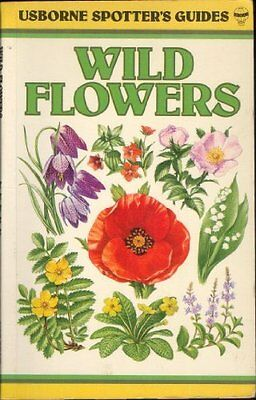 Wild Flowers (Usborne Spotter's Guide Paperback) By  C.J. Humphries