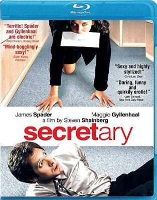 Secretary New Blu-Ray