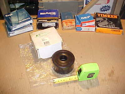 * YR-4 Cam Follower Yoke Type, Unsealed Smith Bearing / Accurate Bushing **NEW**