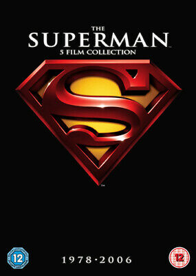 Superman: The Ultimate Collection DVD (2012) Christopher Reeve