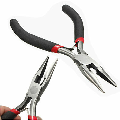 Long Needle Nose Precision Pliers for Jewellery Modeling Wire Work Small Plier
