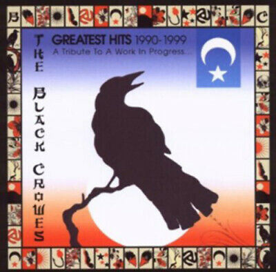 The Black Crowes : Greatest Hits 1990 - 1999 CD (2009)