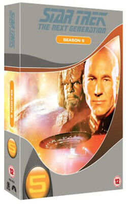 Star Trek the Next Generation: The Complete Season 5 DVD (2006) Patrick