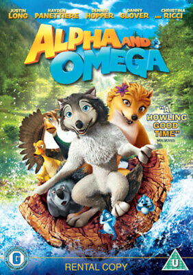 Alpha and Omega DVD (2011) Anthony Bell