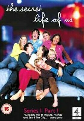 The Secret Life of Us: Series 1 - Part 1 DVD (2003) cert 15 Fast and FREE P & P