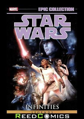 STAR WARS LEGENDS EPIC COLLECTION INFINITIES GRAPHIC NOVEL New Paperback