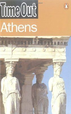 "The ""Time Out"" Guide to Athens By Time Out,Penguin Books"