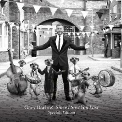 Gary Barlow Since I Saw You Last Special CD